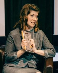 LDT as Mary Haynes (Photo Credit: Eric Bjerke, Sr.)