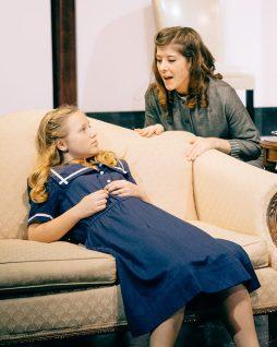 Lorelai Sprague as Little Mary, LDT as Mary Haynes (Photo Credit: Eric Bjerke, Sr.)