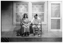 LDT as Rosemary, Joel Morrison as Howard (Photo Credit: Eric Bjerke, Sr.)